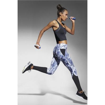 Легинсы для фитнеса Trixi с чёрными элементами