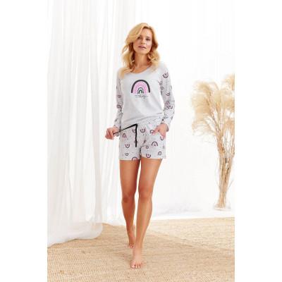 Хлопковая пижама Mocca с шортиками