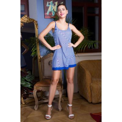 Короткое пляжное платье Linna