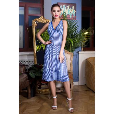 Длинное пляжное платье Linna